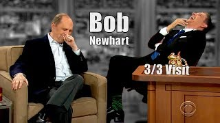 Bob Newhart - The Conversation Dies For A Second - 3/3 Visits In Chron. Order