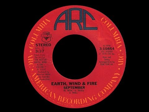 Earth, Wind & Fire ~ September 1978 Disco Purrfection Version