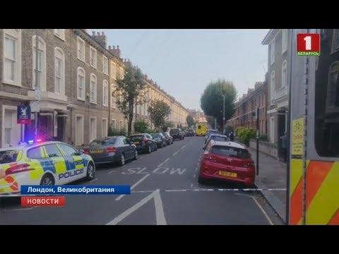В Лондоне на прохожего напали с ножом
