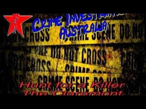 Crime Investigation Australia Hunt for a killer the Claremont Murders