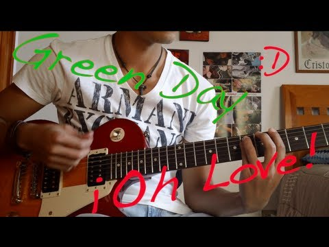 Cómo Tocar Oh Love-Green Day
