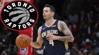 Toronto Raptors Show Interest In JJ Redick!!!