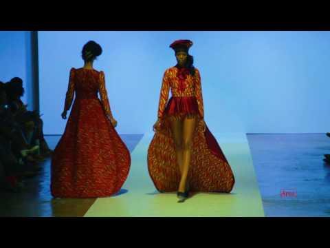 Africa Fashion Week London 2016 - Designer: African Fashion Today