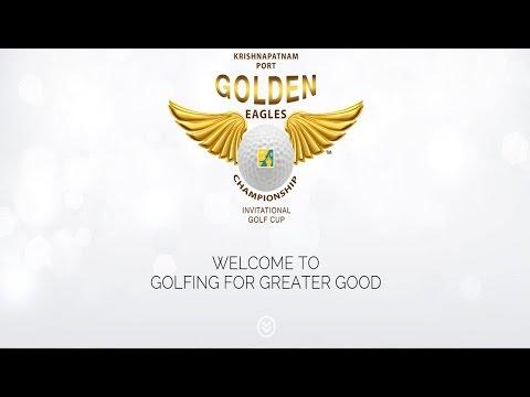 Krishnapatnam Port Golden Eagles Golf Championship 2015