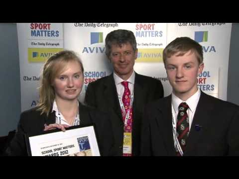 Telegraph School Sports Awards