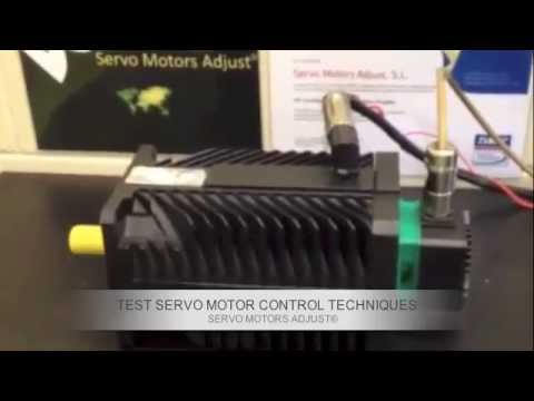Control techniques servo motor repaired reparaci n de for Control techniques servo motor
