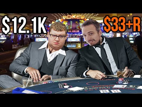 Lex And Tonkaaaap On The Same Table For $12.1K In The $33+Rebuy !!