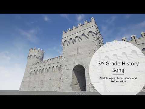 3rd grade history song Mp3