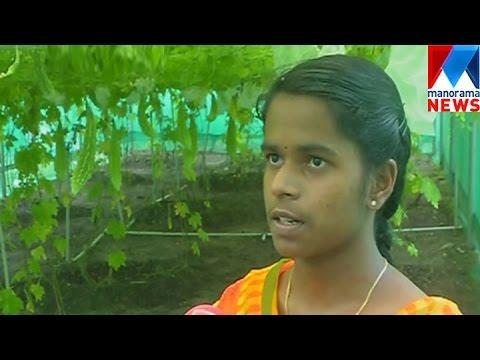 Mazhamara farming of a student | Manorama News