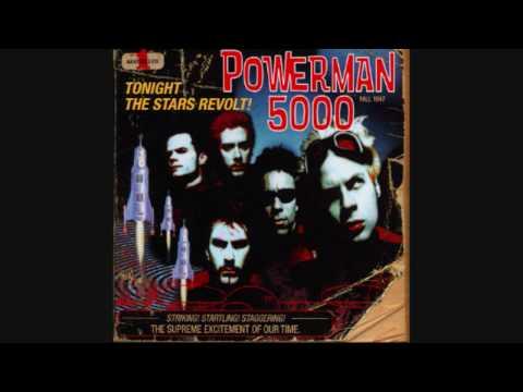 Powerman 5000  Supernova Goes POP