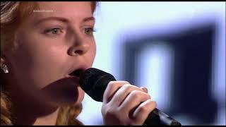 Ксения Бракунова —  Это песня простая    Слепые прослушивания   Голос Дети   Сезон 2