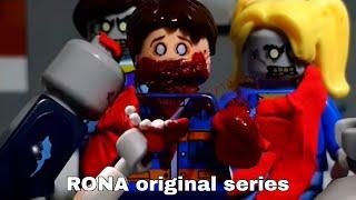 레고 좀비 스톱모션 시즌1 1화아포칼립스 Lego Zombie Stopmotion Part 1