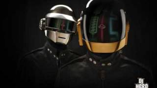 Dj Hero - Daft Punk - Megamix 2 - Clean High Quality
