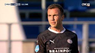 Mario Götze PSV Debut vs PEC Zwolle (18/10/2020)