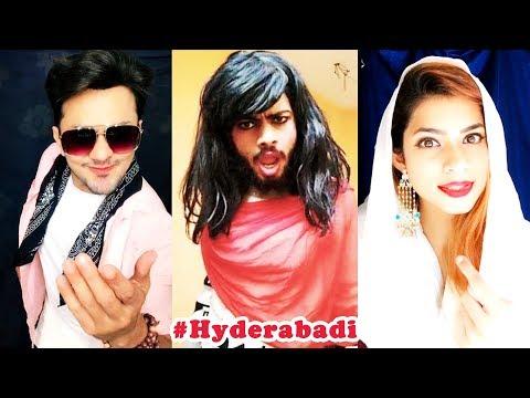 BEST Hyderabadi Comedy Musical.ly India Compilation 2018 | NEW #Hyderabadi Musically Videos