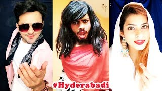 BEST Hyderabadi Comedy Musical.ly India Compilation 2018 | NEW #Hyderabadi Musically Videos