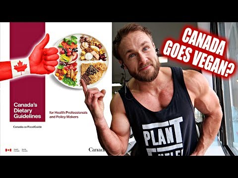 WHAT I EAT IN A DAY AS A CANADIAN BEAST!