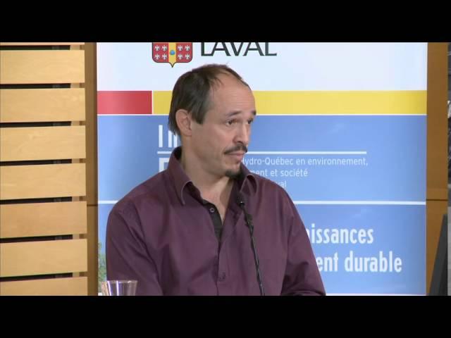 Stéphane La Branche -  La transition énergétique à l'épreuve de la société?