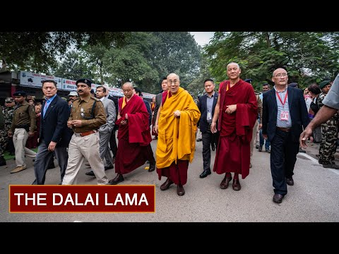 Pilgrimage to the Mahabodhi Temple