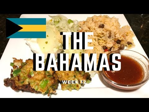 Second Spin, Country 12: The Bahamas [International Food]
