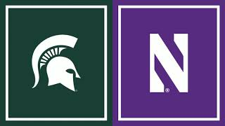 Northwestern At Michigan State   First Half HIghlights   Nov. 28, 2020   Big Ten Football