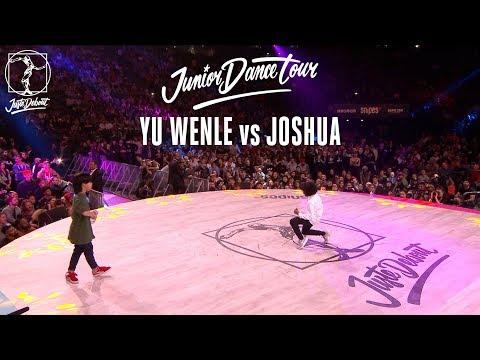 Junior Dance Tour quarter final : Yu Wenle...