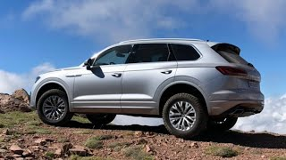 2019 All New Volkswagen Touareg - First Look  !!