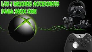 Los 7 Mejores Accesorios para Xbox One...[Accesorios para Xbox One X, Xbox One y Xbox One S]