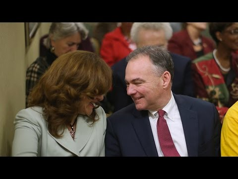 Is Tim Kaine Really A Liberal?