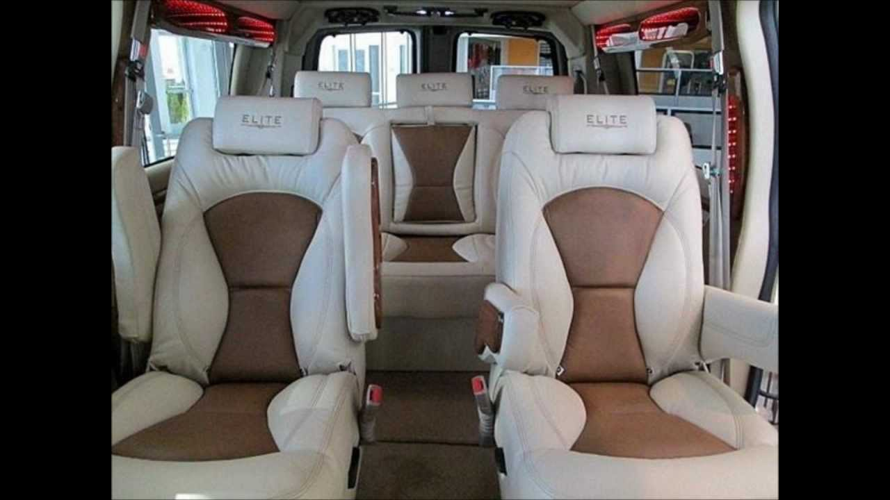 2012 Chevy Southern Comfort Elite Conversion Van For Sale