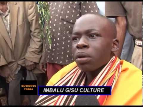 IMBALU CLIP CULTURE OF GISU IN UGANDA