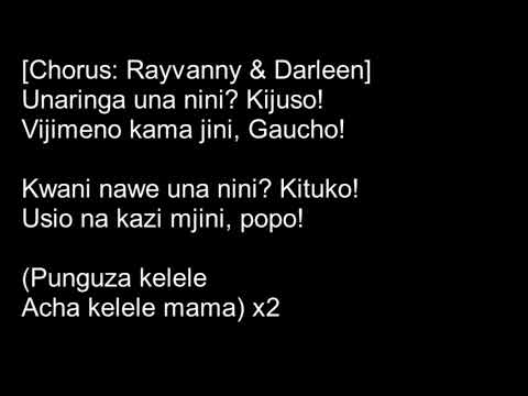 kijuso lyrics