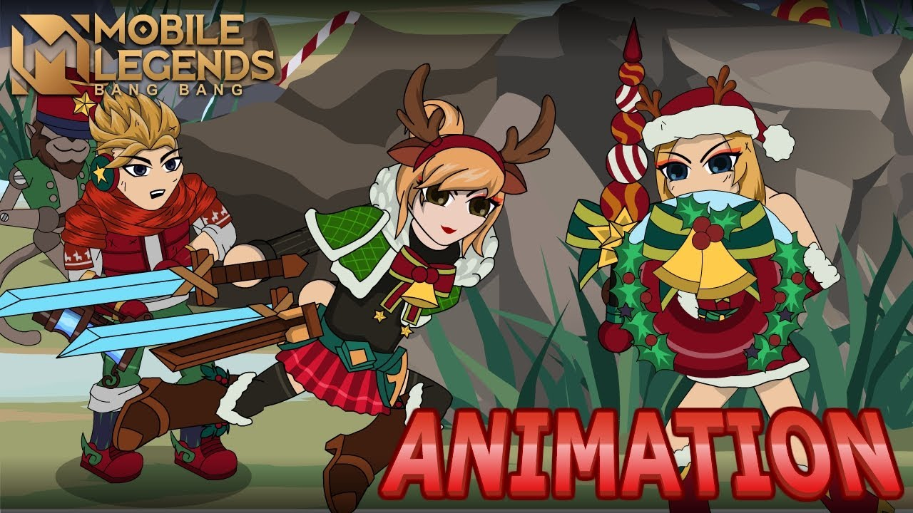 MOBILE LEGENDS ANIMATION #82 - CHRISTMAS SPECIAL - PART 2 OF 2