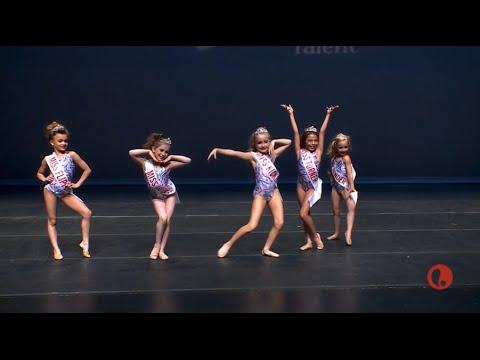 Dance Moms | The Mini's Group Dance Cali Cuties