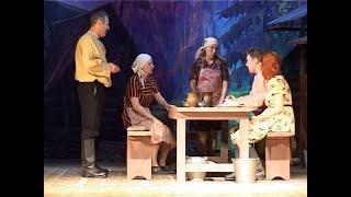 Спектакль «12 костров». Молодёжный театр «Арлекин», Верхняя Салда