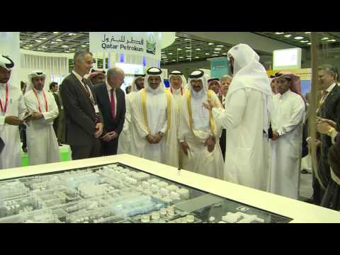 IPTC 2015 - Opening of Conference and Exhibition