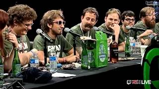 RTX 2014 - Achievement Hunter Panel #2