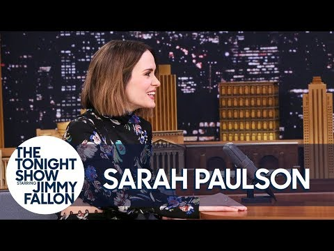 Sarah Paulson Got Caught in a Madonna and Rihanna Red-Carpet Sandwich streaming vf