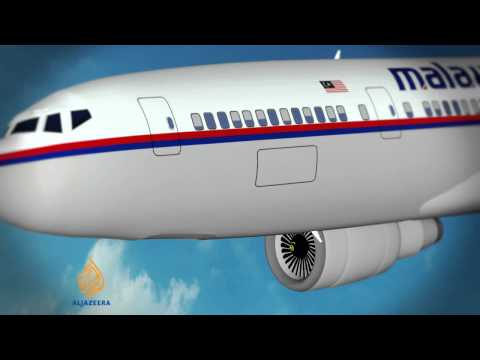 The mechanics of Malaysia's missing flight