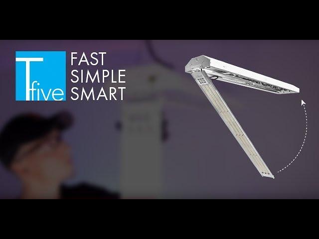 TFive: Easy Installation