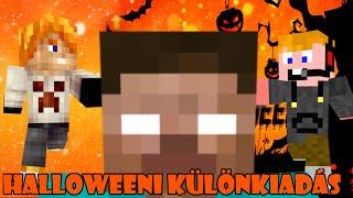ZsDav adventures: Halloweeni Herobrine