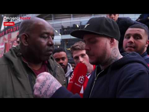 Arsenal 2 Man City 2 | Arsene Wenger Is Holding The Club To Ransom says DT