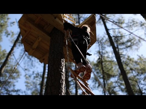 Go Ape Zip Line & Treetop Adventure in Raleigh