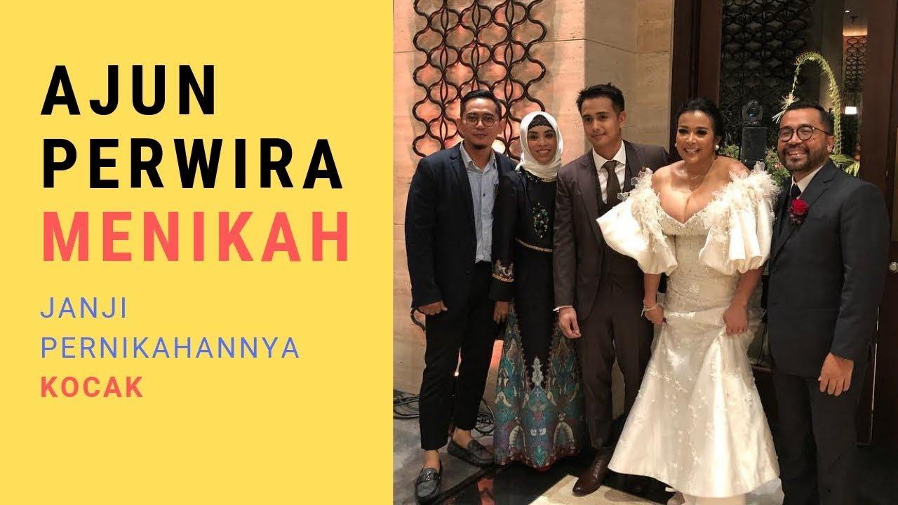 Download AJUN PERWIRA Menikah. Janji PERNIKAHANNYA Bikin NGAKAK