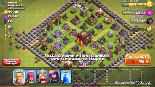 Clash of Clans #8 Come spendere 8 milioni di oro