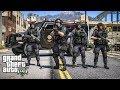 ตามติดชีวิตตำรวจ #4 ภารกิจหน่วยสวาท (LSPD MOD GTA5)