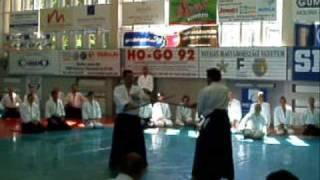 Kumitachi (1-5) - Kobayashi Hiroaki 6th dan Aikikai Shihan (5/7)