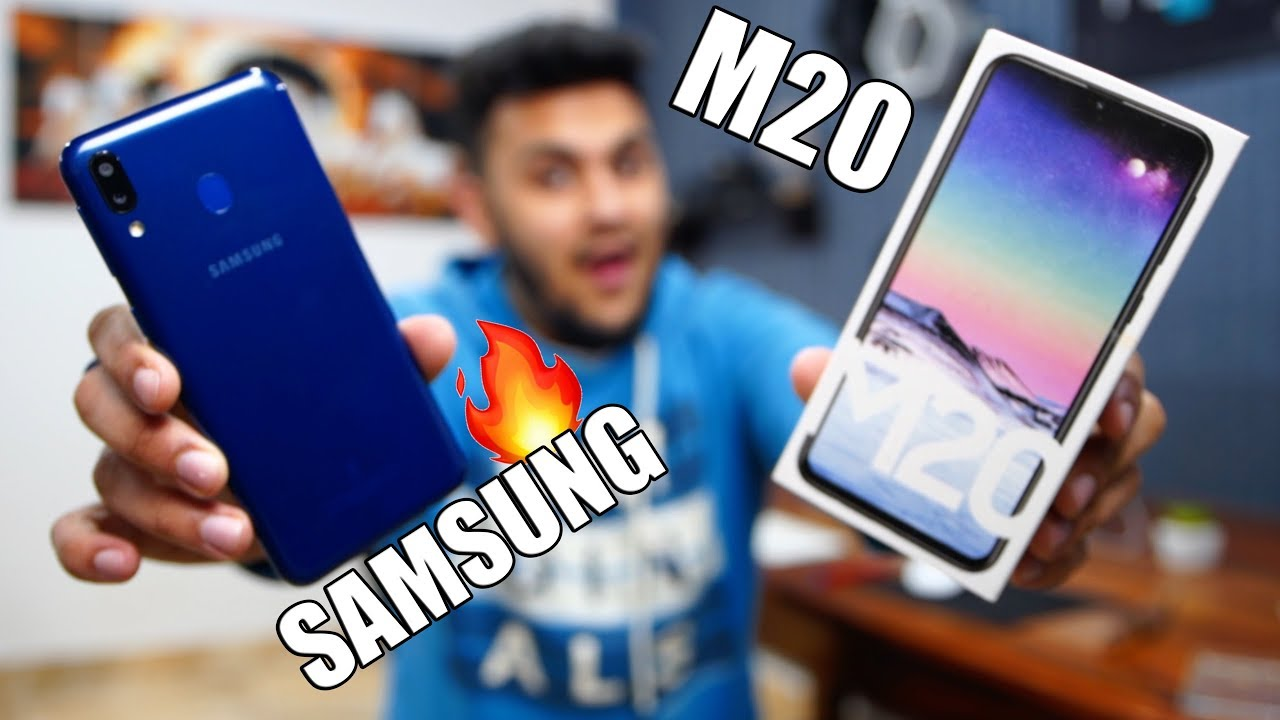 Samsung Galaxy M20 in Detail - BYE BYE TO CHINESE PHONES? | #IMPOWERD