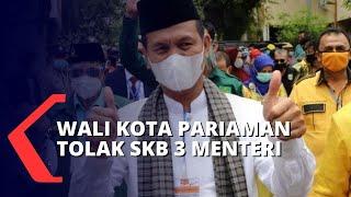 Tolak SKB 3 Menteri, Wali Kota Pariaman Sebut Tak Pernah Ada Protes Soal Seragam Sekolah