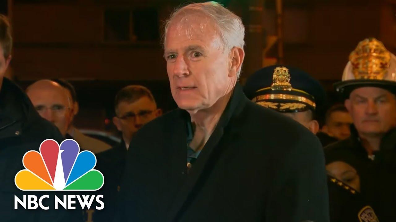 Authorities Say 5 Workers Killed In Molson Coors Shooting   NBC News Смотри на OKTV.uz